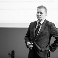 профессор Сергей Тюляндин, член Экспертного совета РакФонда, председатель RUSSCO