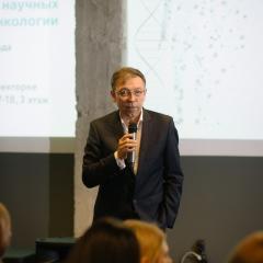Михаил Самсонов, член Попечительского совета РакФонда