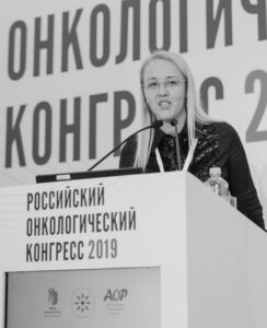Саевец Валерия Владимировна (Челябинский областной клинический центр онкологии и ядерной медицины)