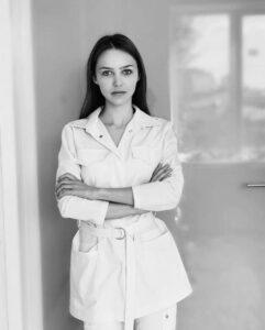 """Багдасарова Дарья Валерьевна (ФГБУ """"Национальный медицинский исследовательский центр радиологии"""" Министерства здравоохранения РФ)"""